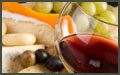 Northern California Getaway Wine and Cheese